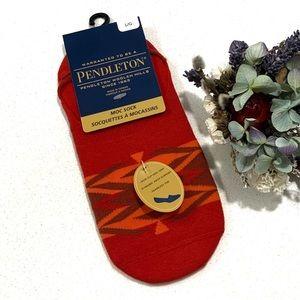 Unisex Pendleton Cotton Blend Moccasins Socks